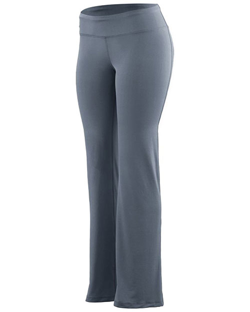 Augusta 2400 Women Wide Waist Poly/Spandex Pant at GotApparel