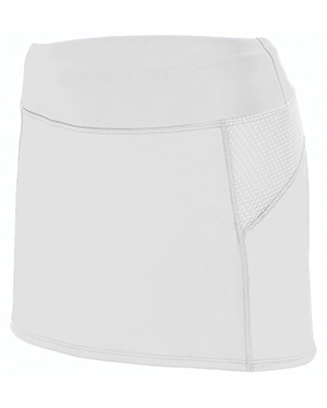 Augusta 2421 Girls Femfit Tennis Skort at GotApparel