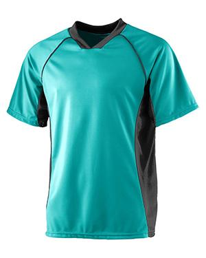 Augusta 243 Men Wicking Soccer Shirt at GotApparel