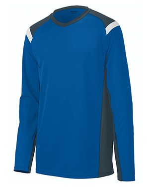 Augusta 2506 Men Oblique Training Jersey at GotApparel