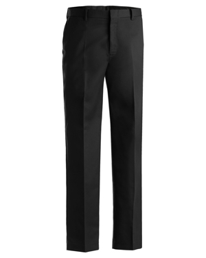Edwards 2510 Men Business Casual Flat Front Chino Pant at GotApparel