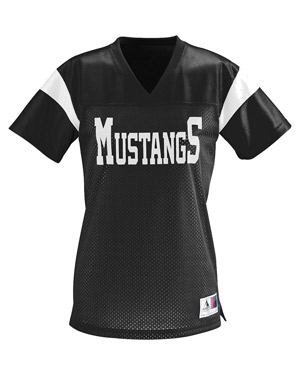 Augusta 252 Women Junior Fit Pep Rally Jersey at GotApparel