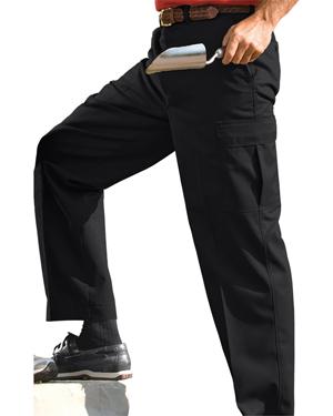 Edwards 2575 Men Blended Chino Cargo Pant at GotApparel