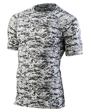 Augusta 2601 Boys Hyperform Compression Shirt at GotApparel