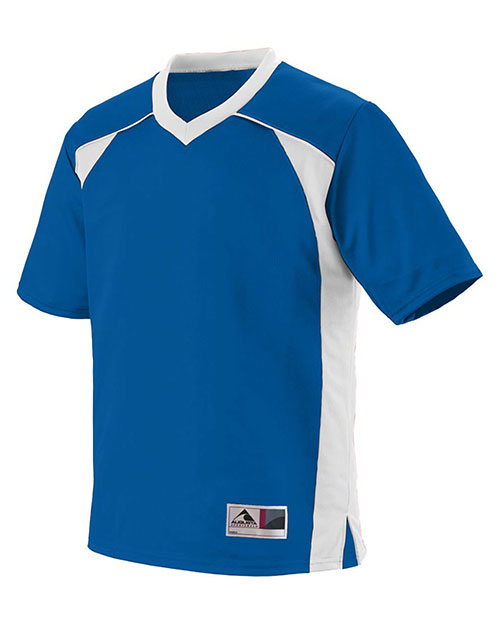 Augusta 260 Adult Victor Replica Jersey at GotApparel