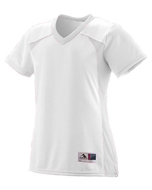 Augusta 263 Girls Victor Replica Jersey at GotApparel