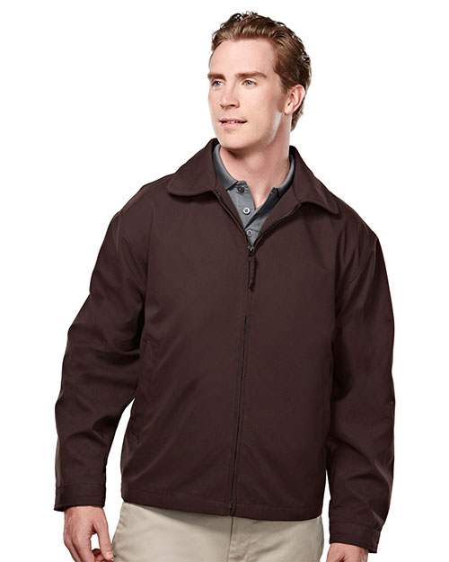 Tri-Mountain 2990 Men Avenue Soft Twill Polyester Jacket at GotApparel