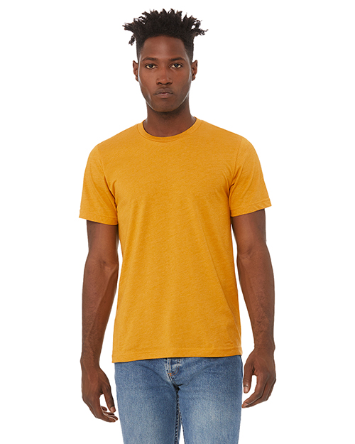 Bella + Canvas 3001CVC Men 4.2 oz Heather CVC T-Shirt at GotApparel