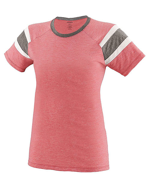 Augusta 3014 Girls Fanatic Tee at GotApparel