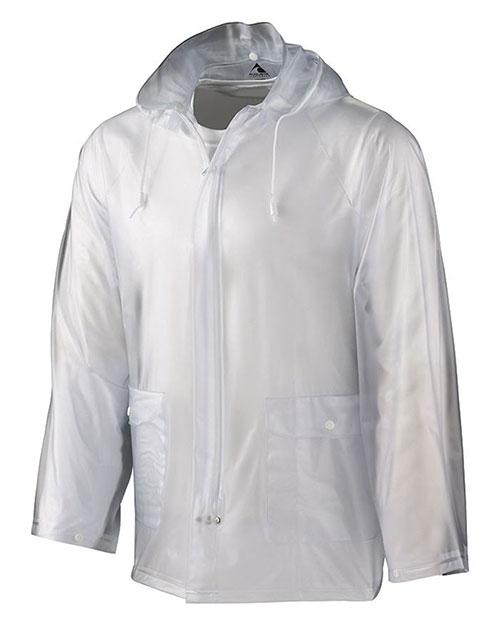 Augusta 3161 Boys Clear Rain Jacket at GotApparel