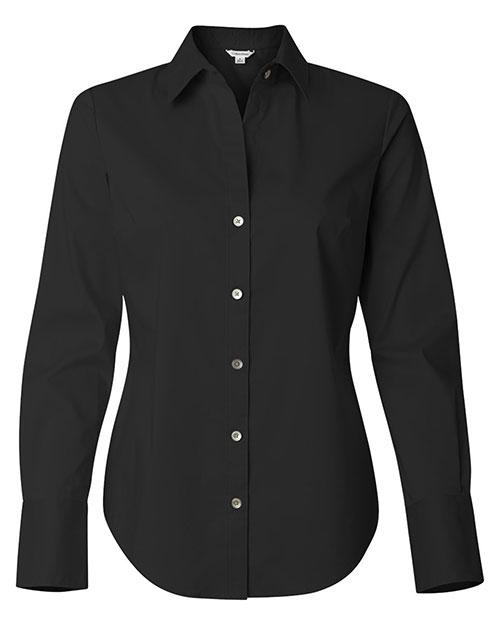 Calvin Klein 13CK018 Women Cotton Stretch Shirt at GotApparel