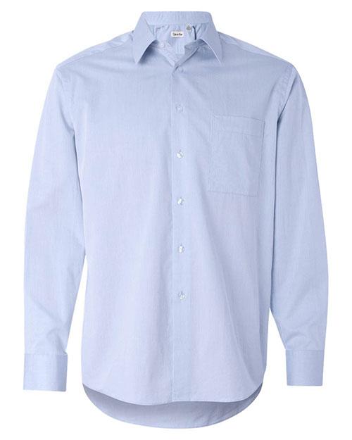 Calvin Klein 13CK027 Men Pure Finish Cotton Shirt at GotApparel