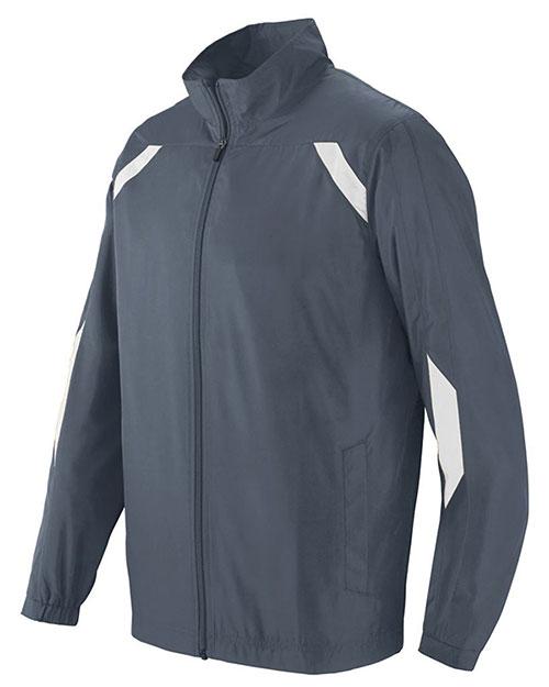 Augusta 3500 Men Avail Front Zipper Jacket at GotApparel