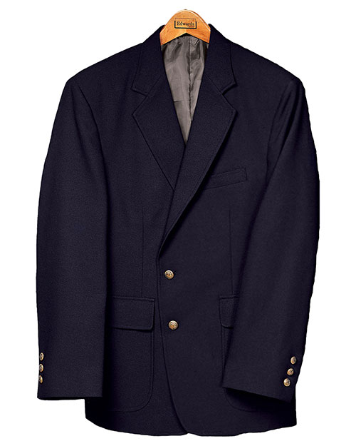 Edwards 3500 Men Single Breasted Classic Value Blazer at GotApparel
