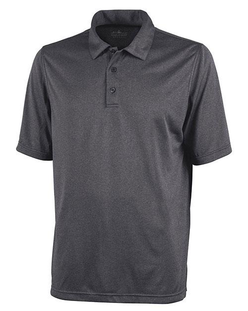 Charles River Apparel 3519 Men Heathered Polo Shirt at GotApparel