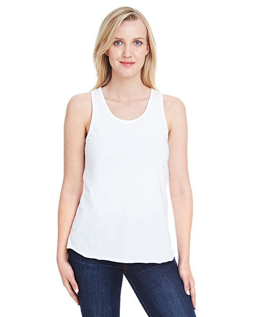 LAT 3521 Ladies Relaxed Racerback Tank at GotApparel