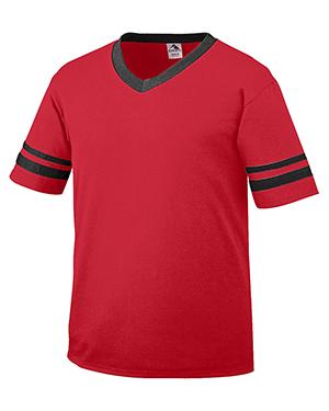 Augusta 361 Boys Sleeve Stripe Jersey at GotApparel