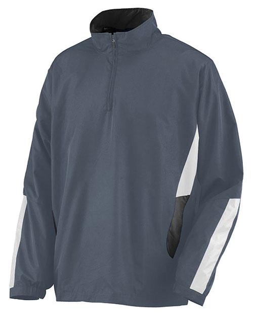 Augusta 3720 Men Drive Half Zip Pullover at GotApparel