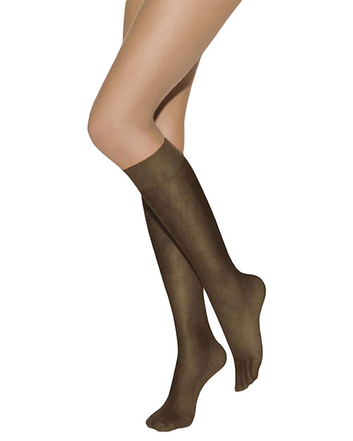 Leggs 39900 Women Everyday Knee Highs RT 10 Pair at GotApparel