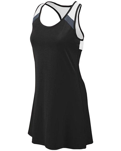 Augusta 4000 Women Sleeveless Deuce Dress at GotApparel