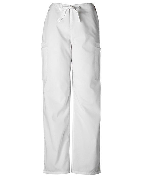 Cherokee Workwear 4000S Men Drawstring Cargo Pant at GotApparel