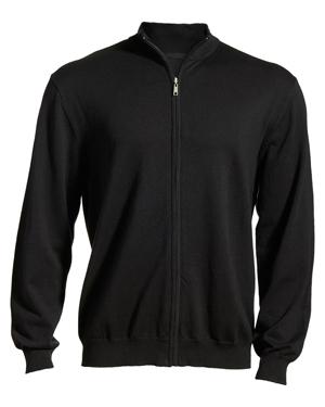 Edwards 4073 Unisex Full-Zip Fine Gauge Sweater at GotApparel