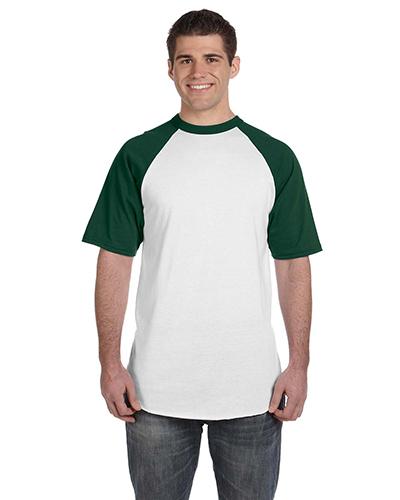 Augusta Sportswear 423 Men Short-Sleeve Baseball Jersey at GotApparel