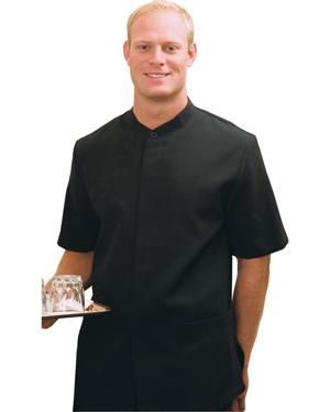 Edwards 4278 Men Solid Color Service Shirt at GotApparel