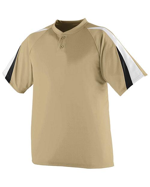Augusta 428 Men Power Plus Short Sleeve Jersey at GotApparel