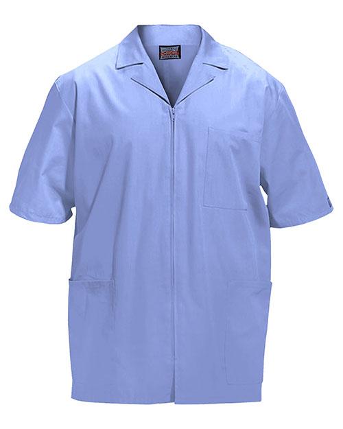 Cherokee Workwear 4300 Men Zip Front Jacket at GotApparel