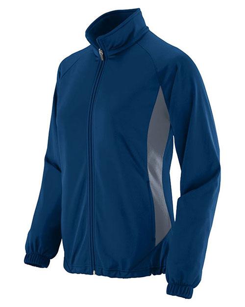 Augusta 4392 Women Medalist Athletic Jacket at GotApparel
