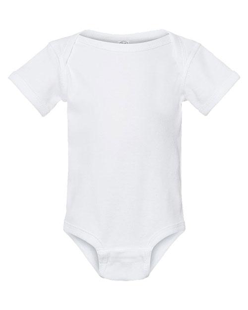 Rabbit Skins 4400 Toddler 5 oz Rib Bodysuit at GotApparel