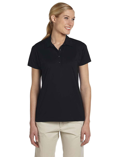 Jerzees 441W Women 4.1 oz., 100% Polyester Micro Pointelle Mesh SPORT Moisture-Wicking Polo at GotApparel