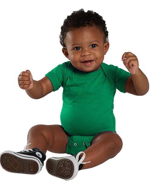 Rabbit Skins 4424 Infant 4.5 oz Fine Jersey Bodysuit at GotApparel