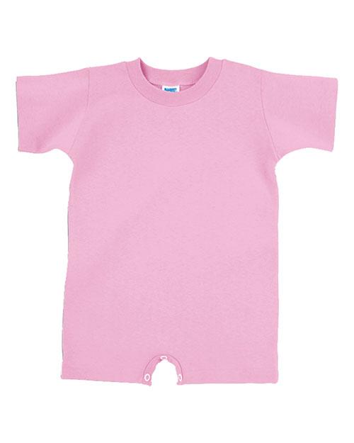 Rabbit Skins 4426 Toddler 5.5 Oz. T-Shirt Romper at GotApparel