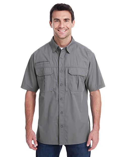 Dri Duck 4463 Men Utility Shirt at GotApparel
