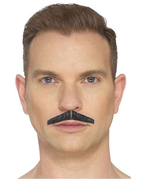 Smiffys 44698 Men The Pencil Moustache, Black at GotApparel