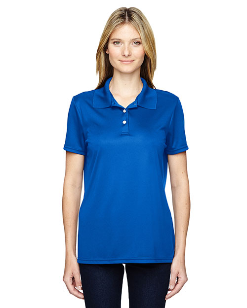 Hanes 480W Women 4 Oz. Cool Dri  Polo at GotApparel