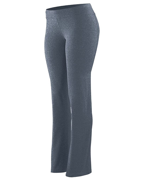 Augusta 4815 Girls Brushed Wide Waist Back Poly/Spandex Pant at GotApparel