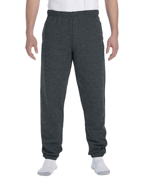 Jerzees 4850P Men 9.5 Oz. 50/50 Super Sweats Nublend Fleece Pocketed Sweatpants at GotApparel