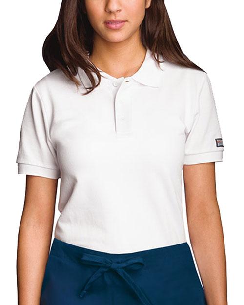 Cherokee Workwear 4868 Unisex Polo Shirt at GotApparel