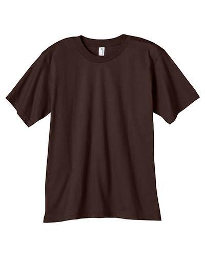 Anvil 490B Boys 100% Certified Organic Ringspun Cotton T-Shirt at GotApparel