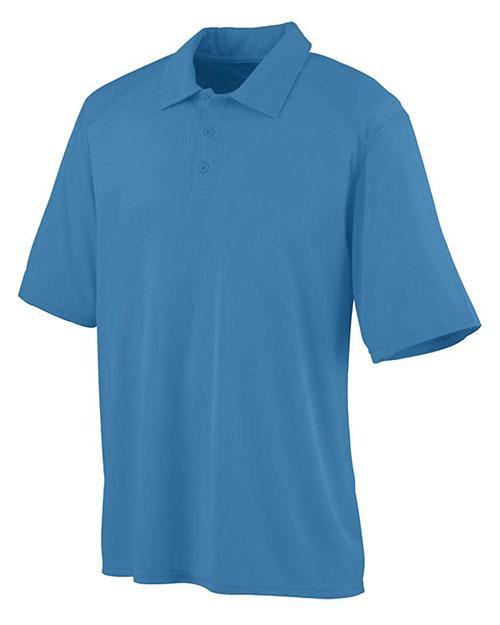 Augusta 5001 Men Vision Collared Sport Coaching Shirt at GotApparel