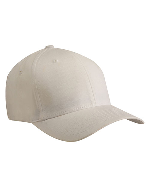 Yupoong 5001 Unisex 6-Panel Structured Mid-Profile Cotton Twill Cap at GotApparel