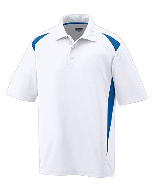 Augusta 5012 Men Avail Premier Polo Sport Shirt at GotApparel