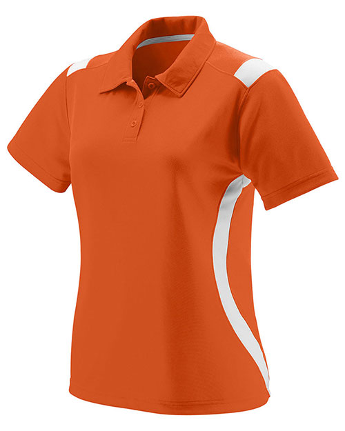 Augusta 5016 Women All-Conference Collared Coaching Sport Polo Shirt at GotApparel