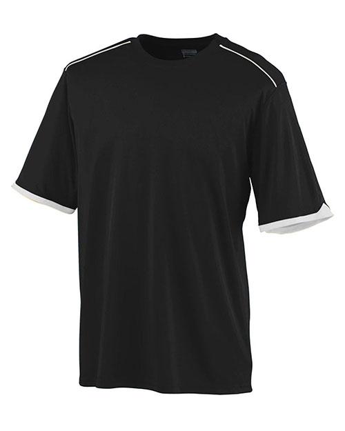 Augusta 5044 Boys Motion Soccer Crew Shirt at GotApparel