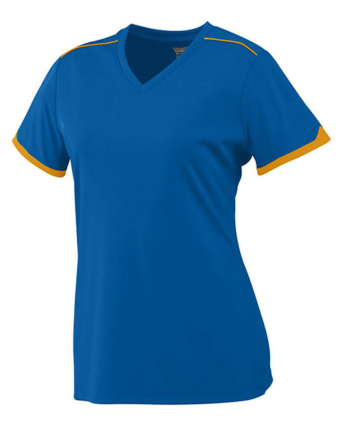 Augusta 5045 Women Gym Motion Jersey at GotApparel