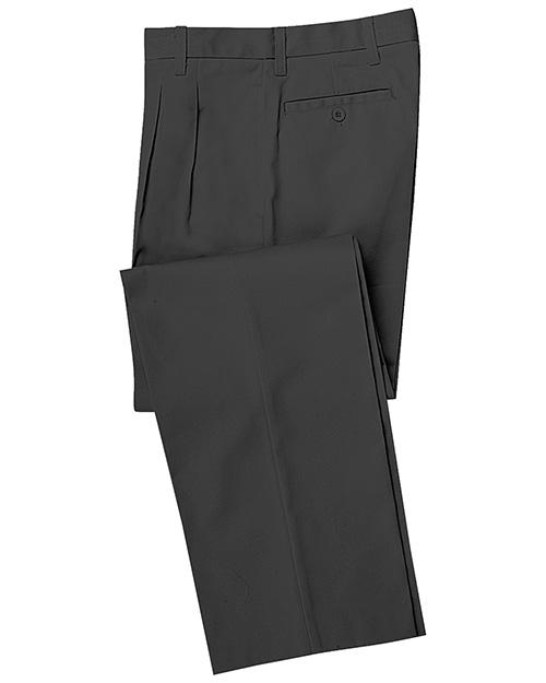 Classroom Uniforms 50774 Men Pleat Front Pant 32 Inseam at GotApparel