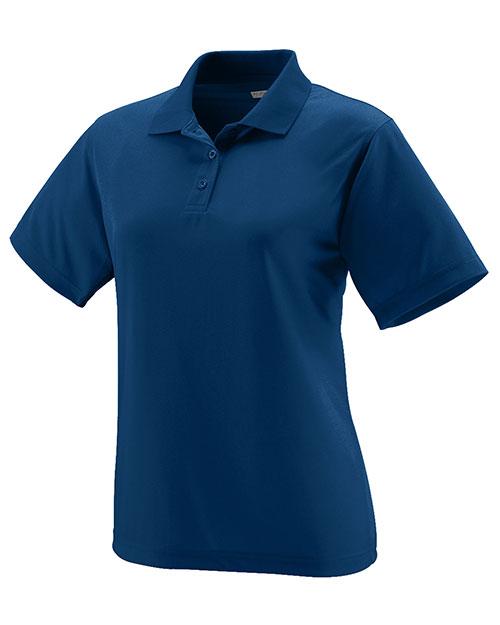 Augusta 5097 Women Wicking Mesh Sport-Shirt at GotApparel